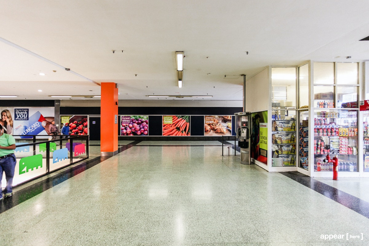 Elephant & Castle Shopping Centre - Mall Space