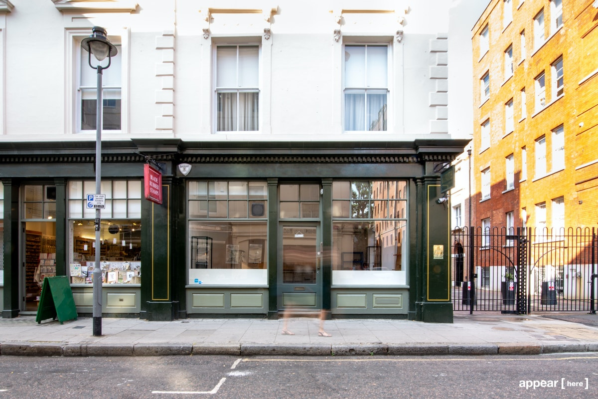 Bury Place, Holborn – The Old Gallery Space