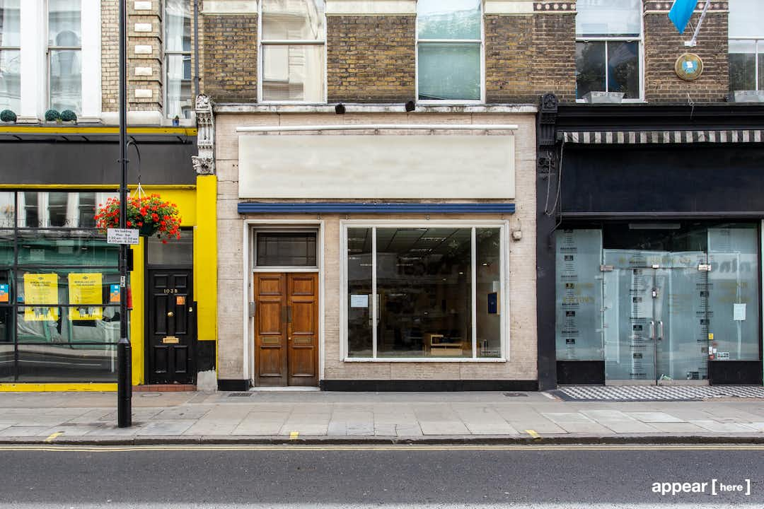 103a Westbourne Grove, Notting Hill , London