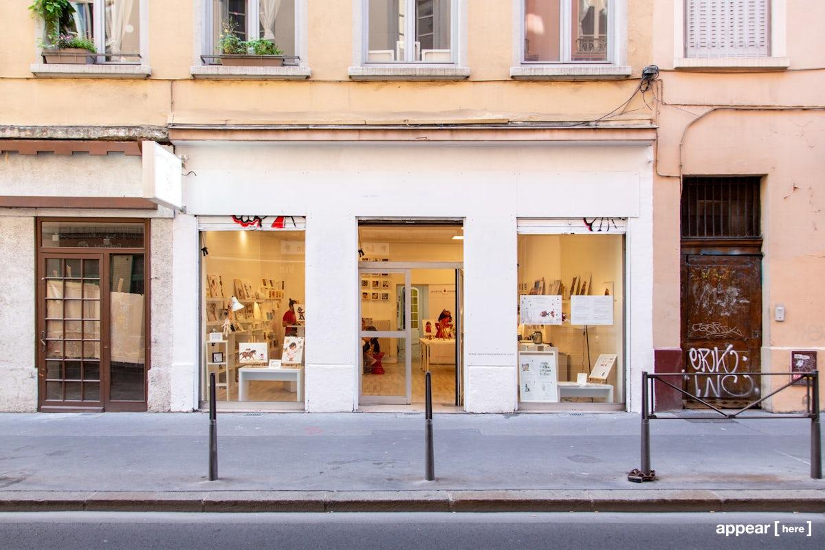 Boutique-Atelier Croix-Rousse