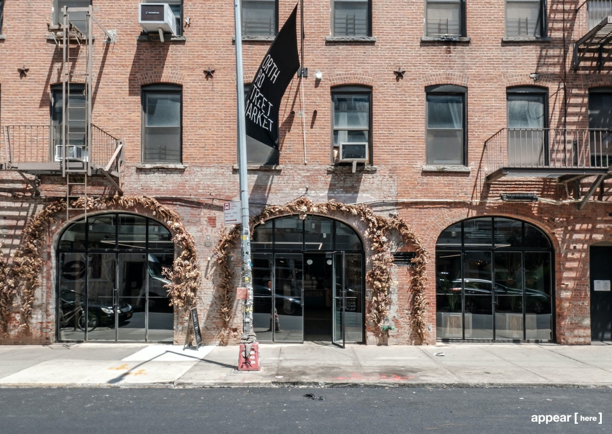 Rent a space | Williamsburg North 3rd Street Market, Wood