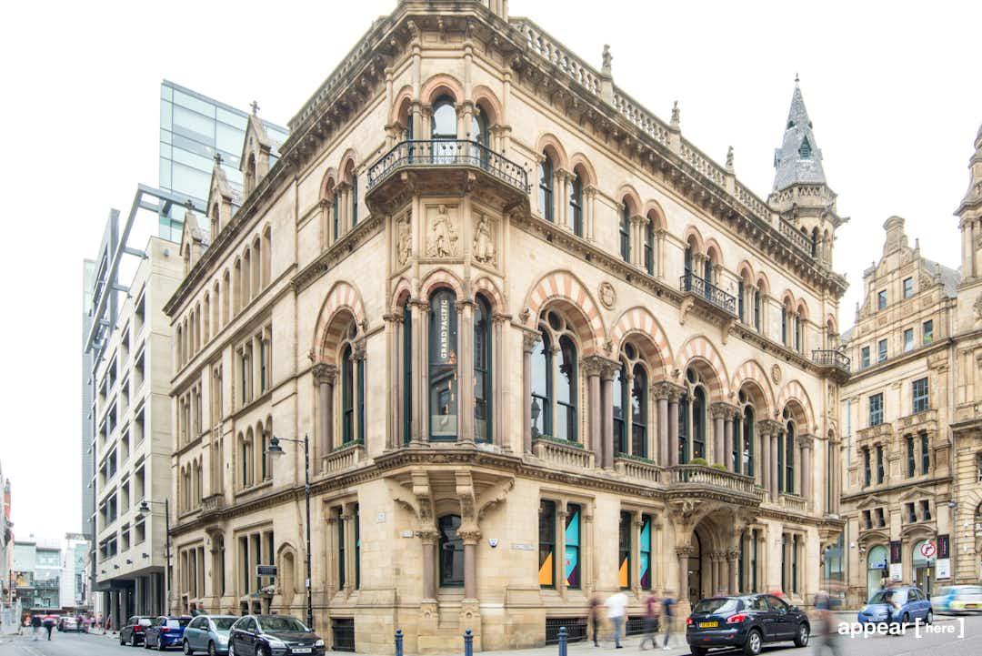 King Street Reform Club Showroom, Manchester