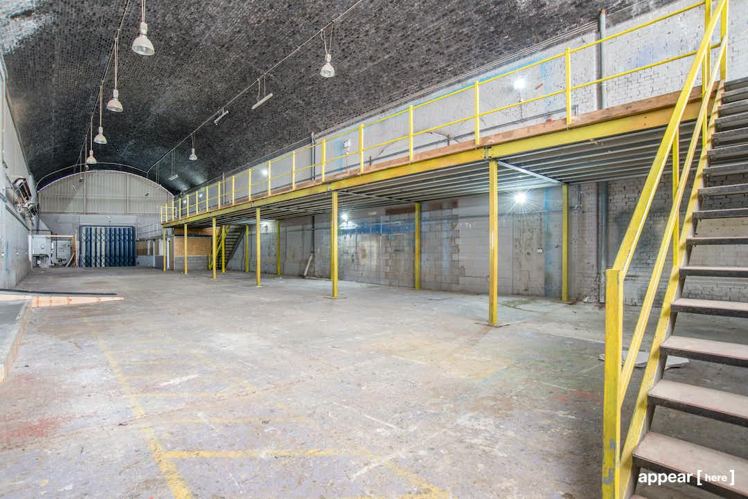 Mayfield Depot, Self contained arch, Manchester