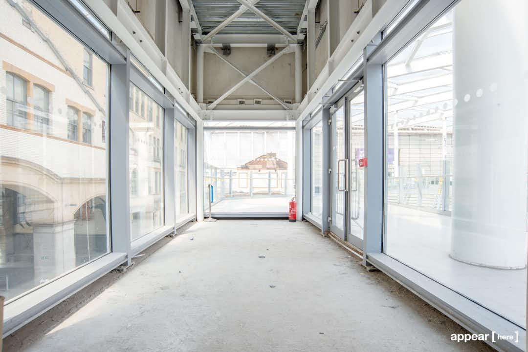 The Glass Box – Manchester Victoria Station