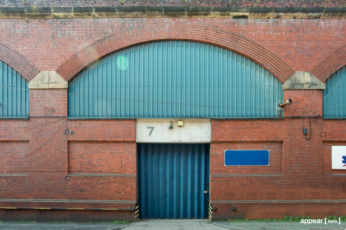 The Mayfield Arch, Manchester