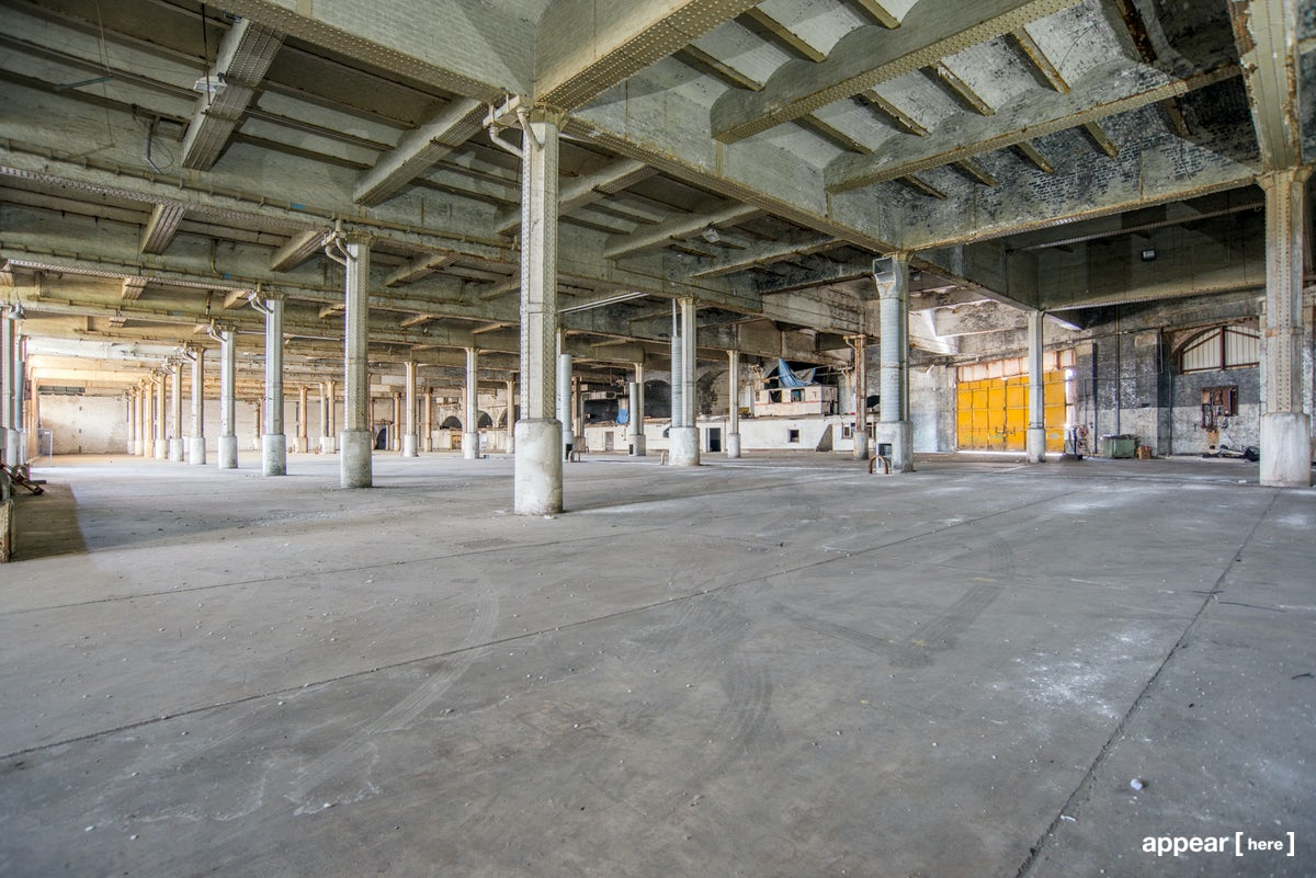 Js Auto Manchester >> Rent a space | Mayfield Depot, Manchester - The Warehouse Space | Pop up shops, showrooms ...