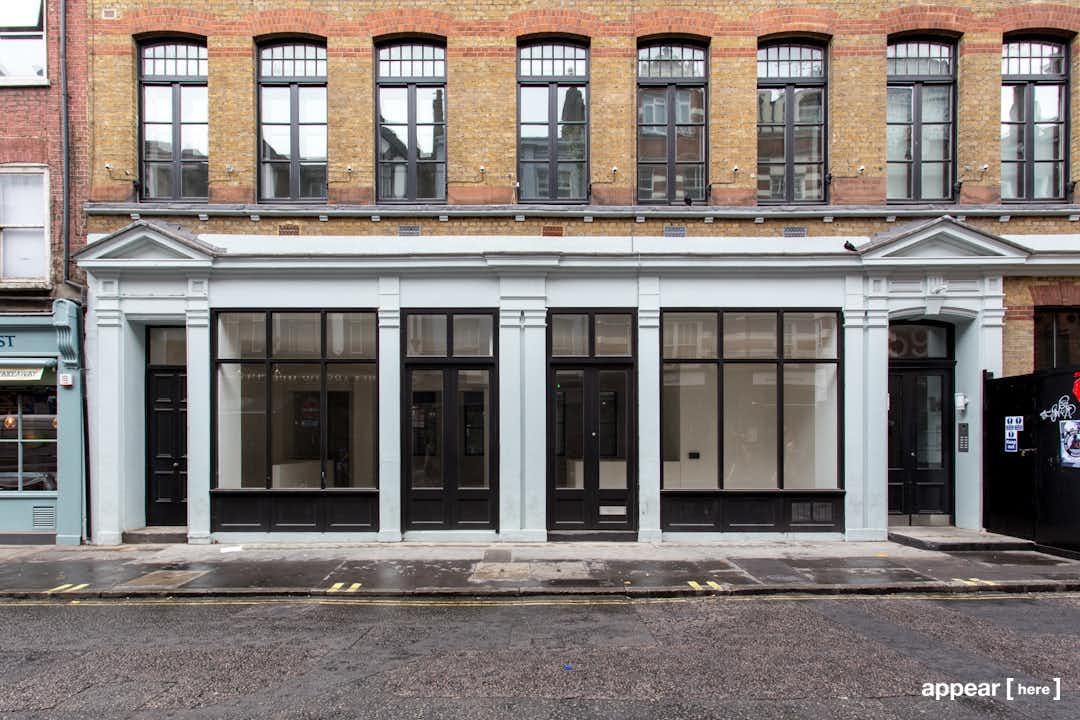 59 Greek Street, Soho, London
