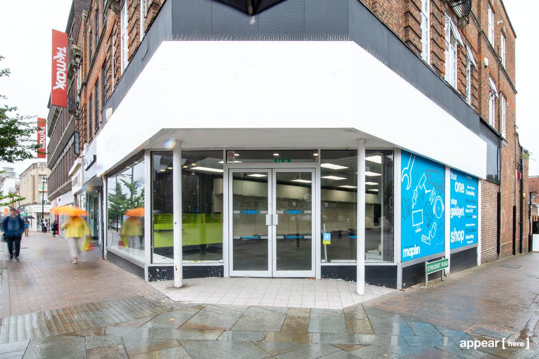 The Bromley High Street Shop