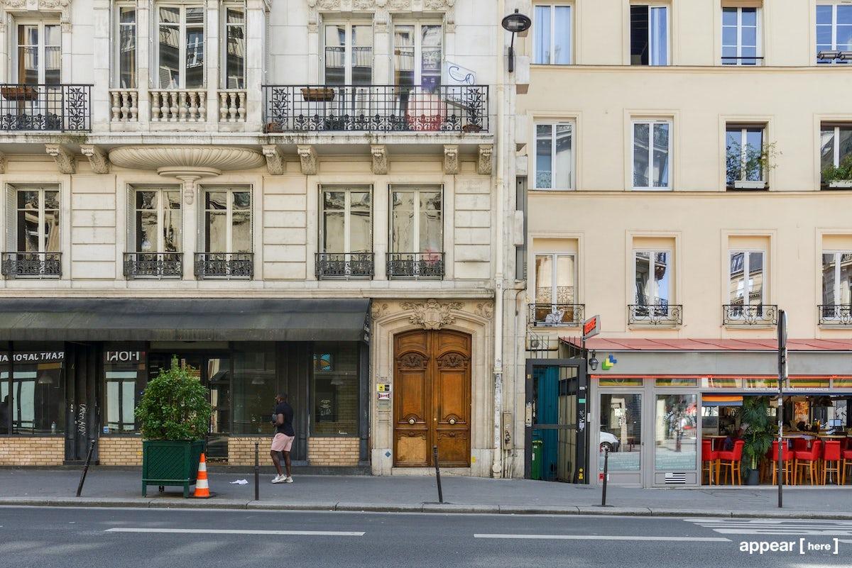 5 rue Etienne Marcel, Sentier - Montorgueil, Paris