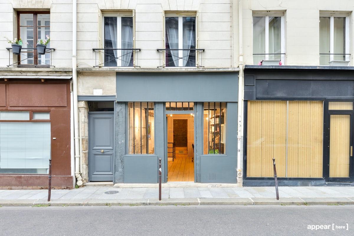 70 rue du Vertbois, Le Marais, Paris