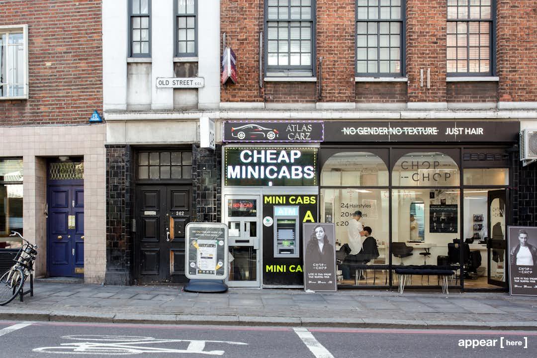 362 Old Street, London