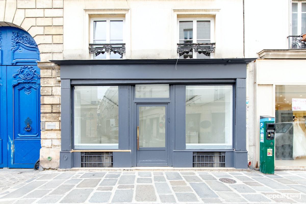 Boutique du square Saint-Gilles