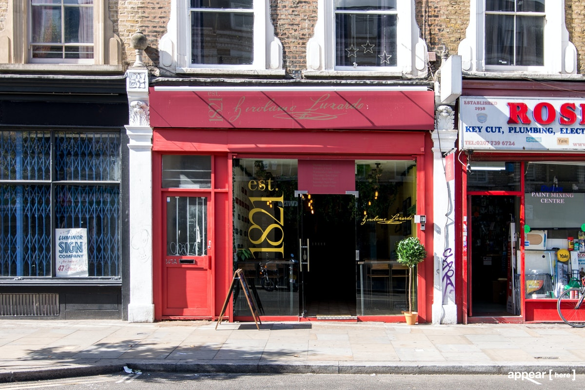 Bethnal Green Road – Retail or F&B Space