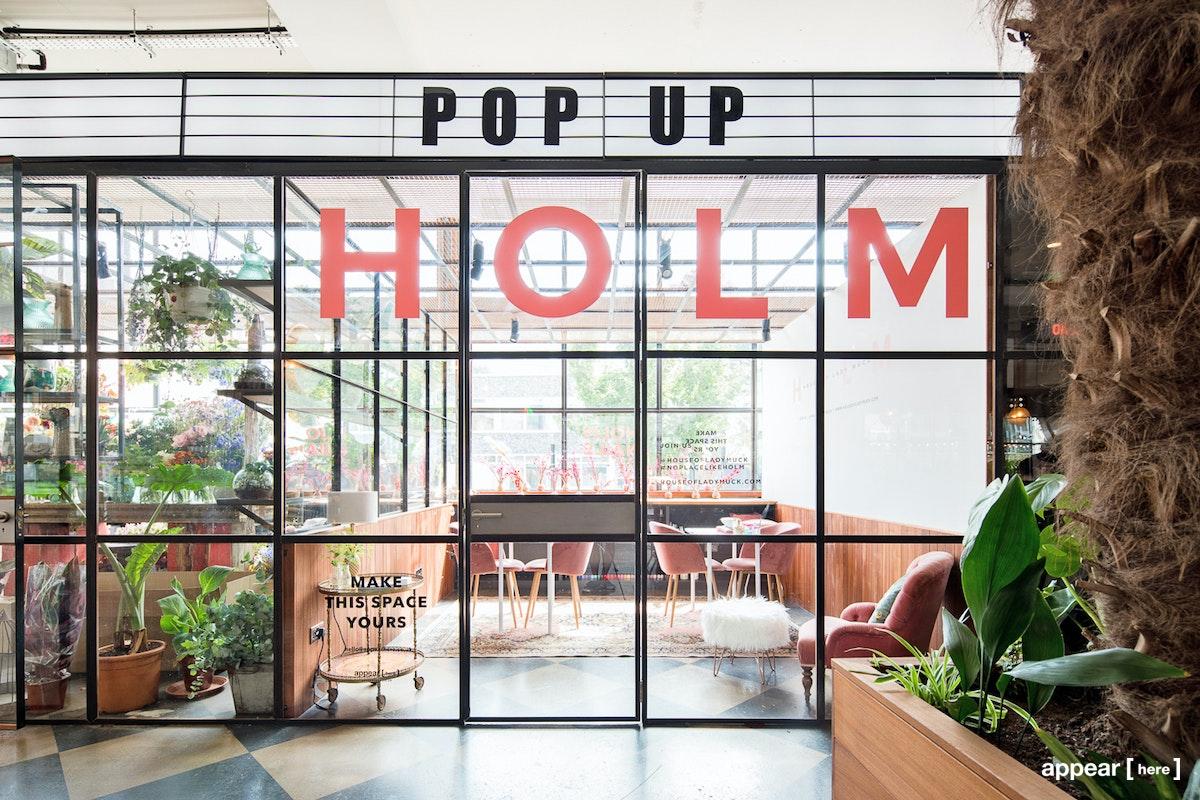 Hackney – Mare Street Market Pop-Up
