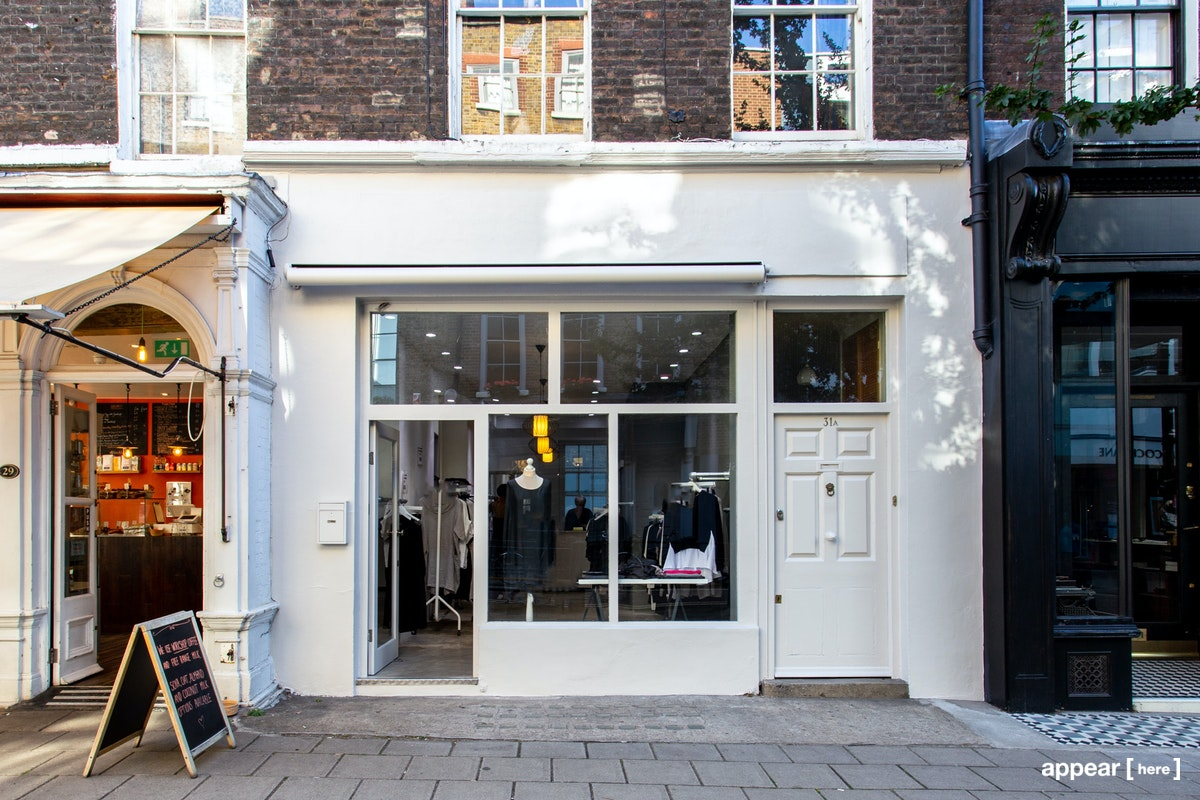 Bloomsbury Boutique, Lamb's Conduit Street