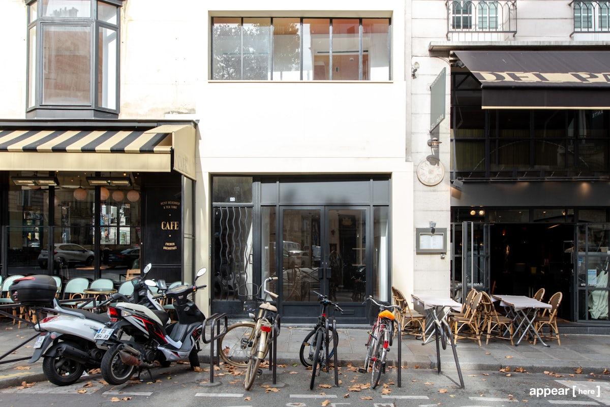 40 rue de Buci, Saint-Germain des Prés, Paris