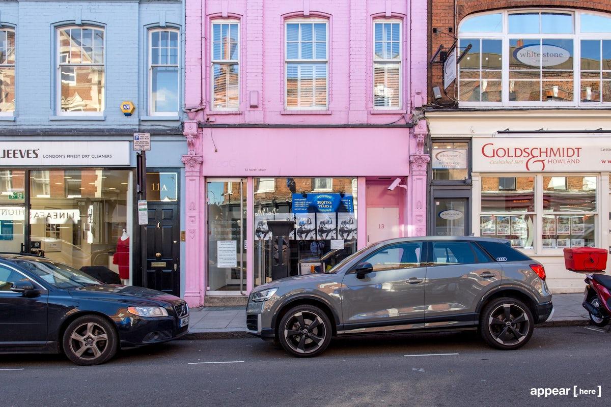 13 Heath Street, London