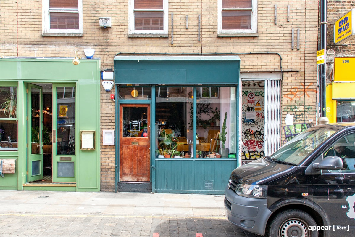 The Brick Lane Bar and Restaurant