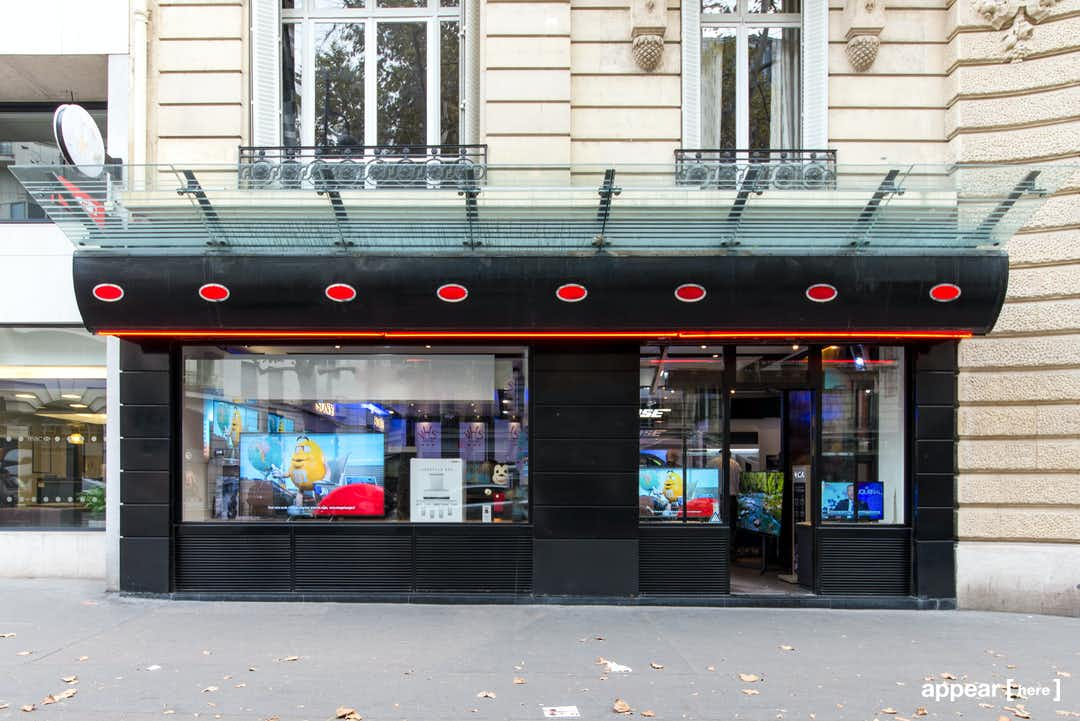 Boutique du Trocadéro