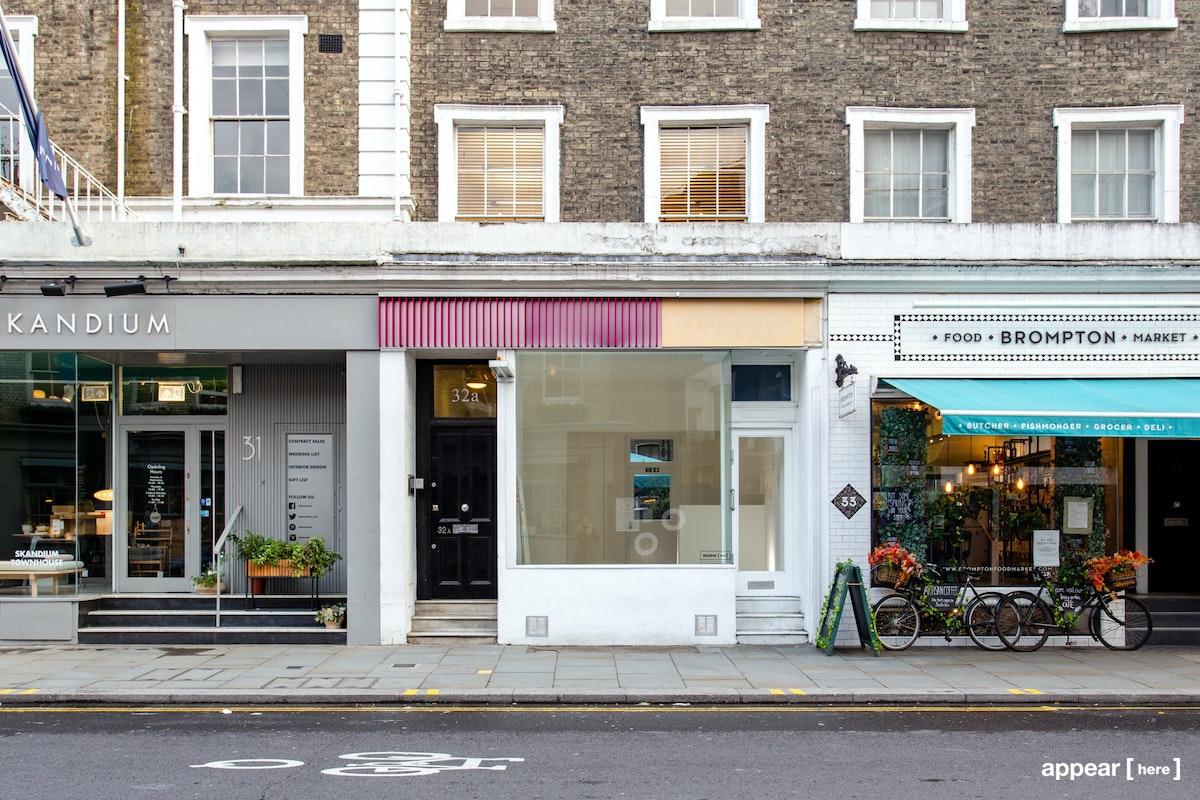 Thurloe Place Boutique, Kensington
