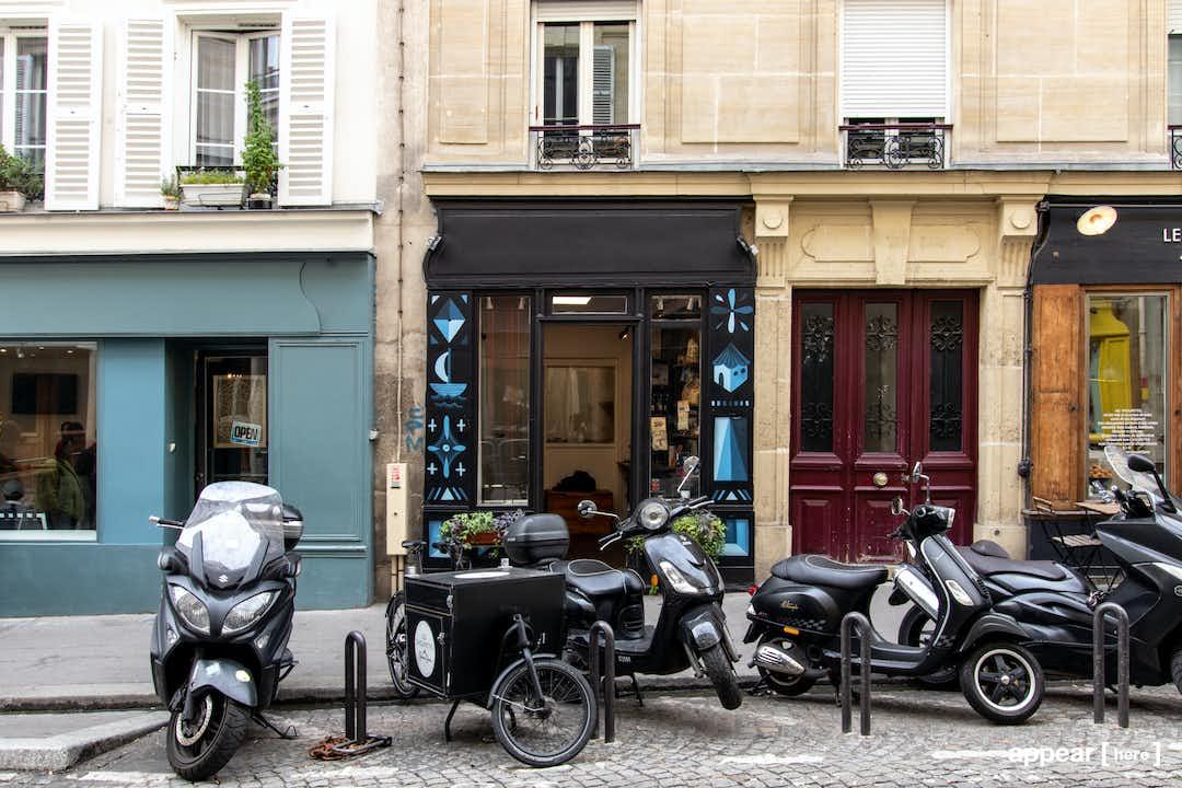 27 rue Durantin, Montmartre, 18e, Paris, Ile-de-France