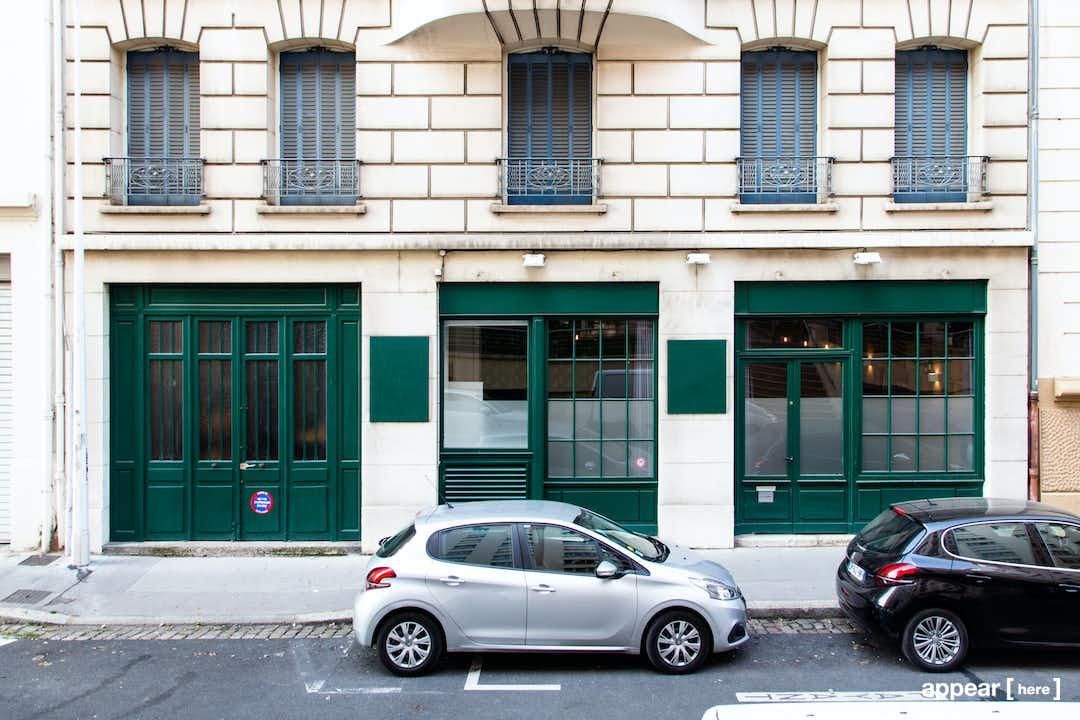 20 rue Curie , Lyon