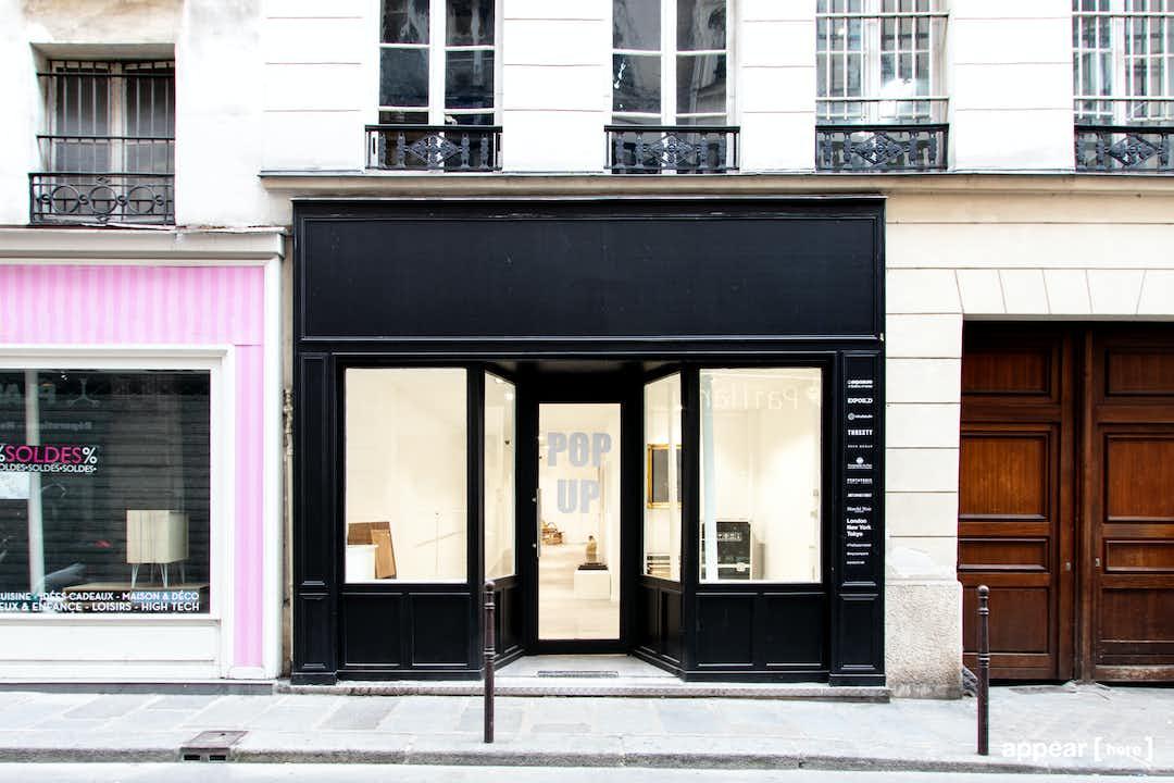 10 rue des Gravilliers, Le Marais, Paris