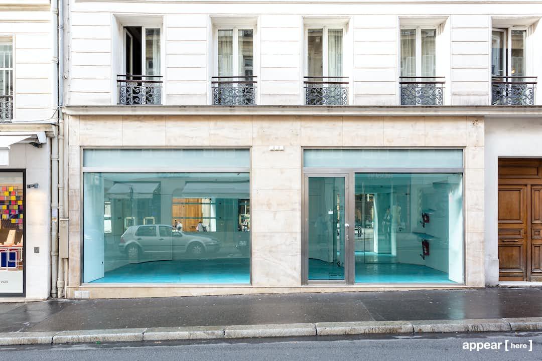 56 rue Bonaparte, Saint-Germain des Prés, Paris