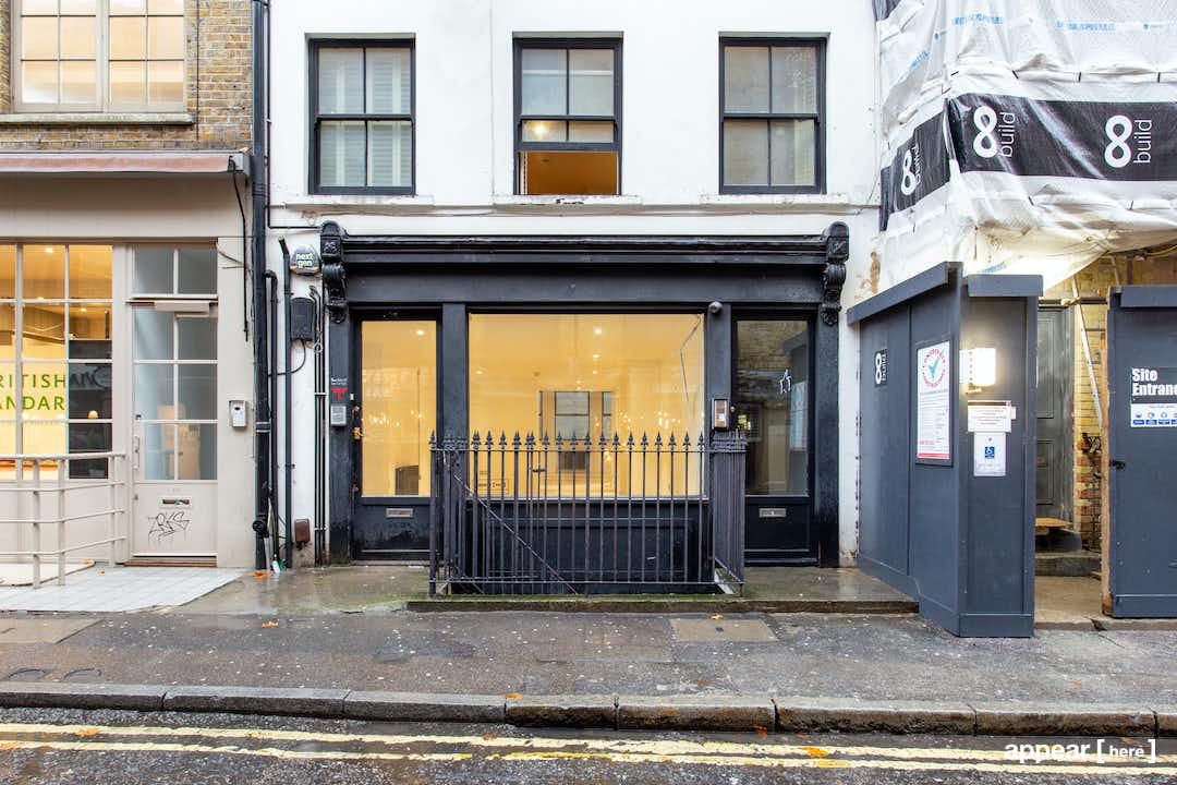 Hoxton Square Gallery Space