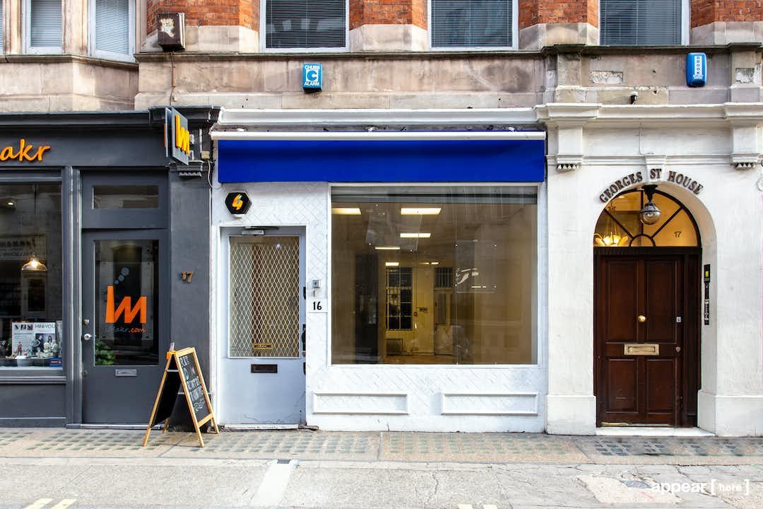 16 Wells Street, Fitzrovia, London