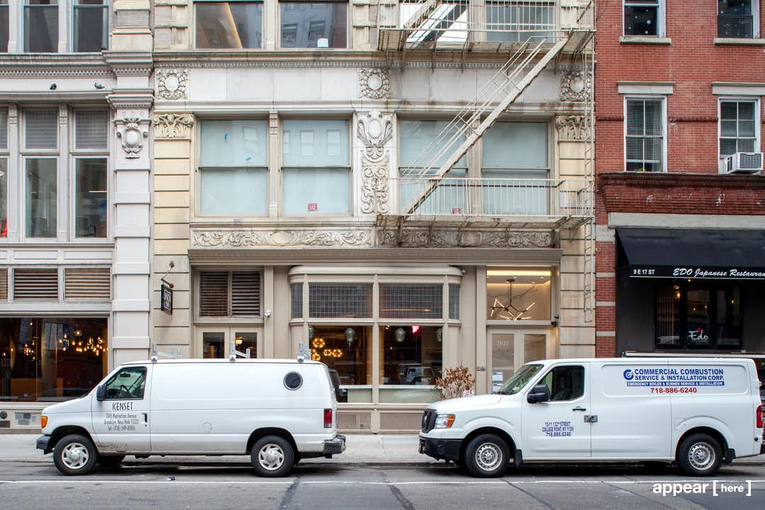 Union Square's Modern Popup Space