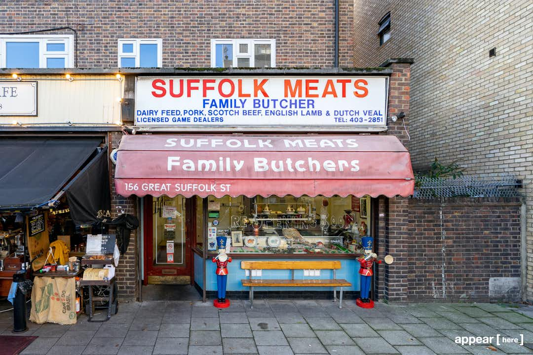 156 Great Suffolk Street, London