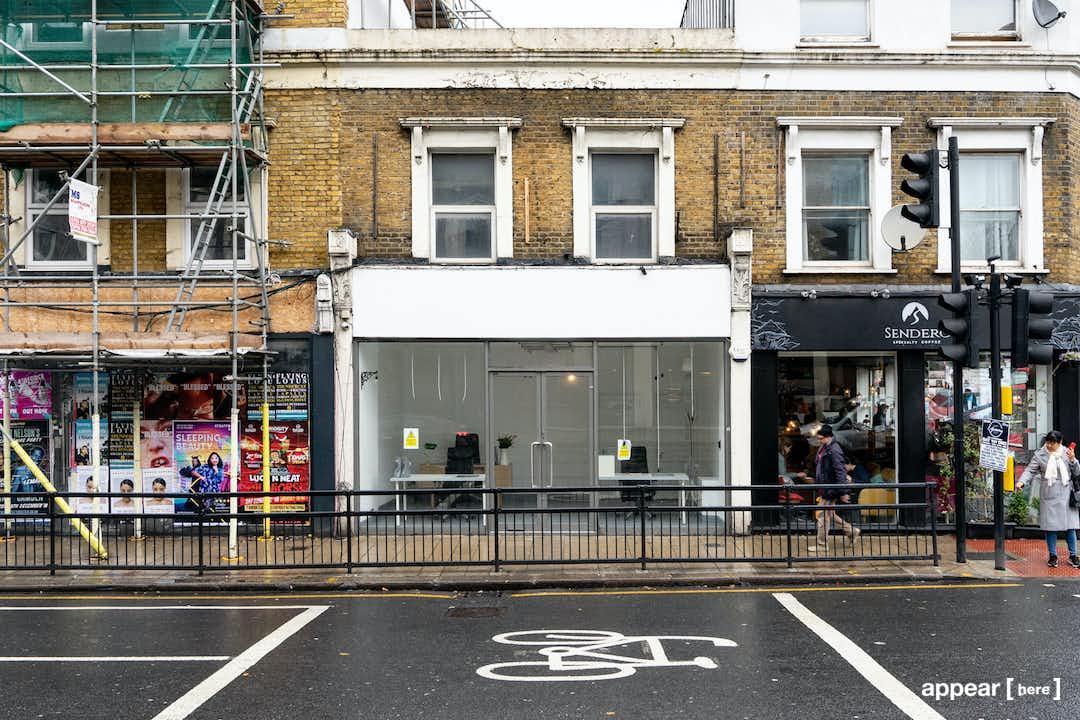 The Lavender Hill Shop, Battersea
