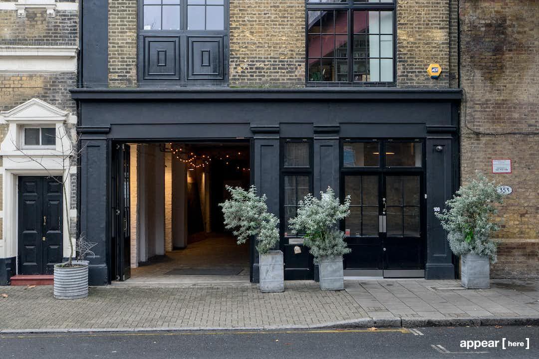 The Victorian Furniture Factory – Barrington Road, Brixton