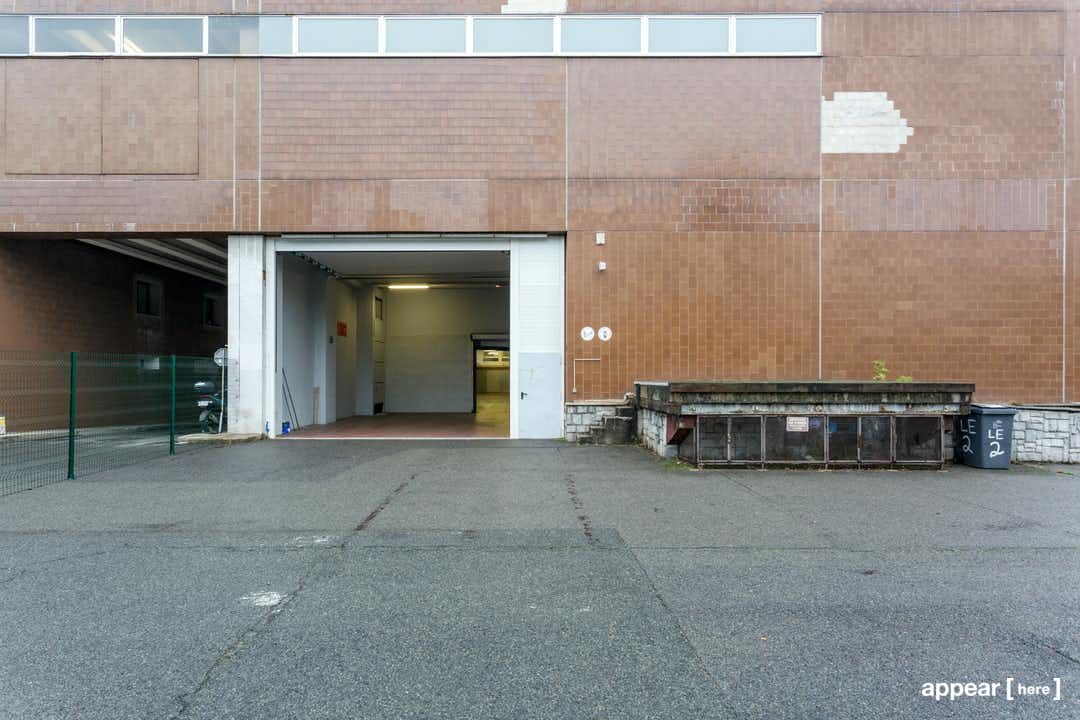 Espace industriel Nanterre