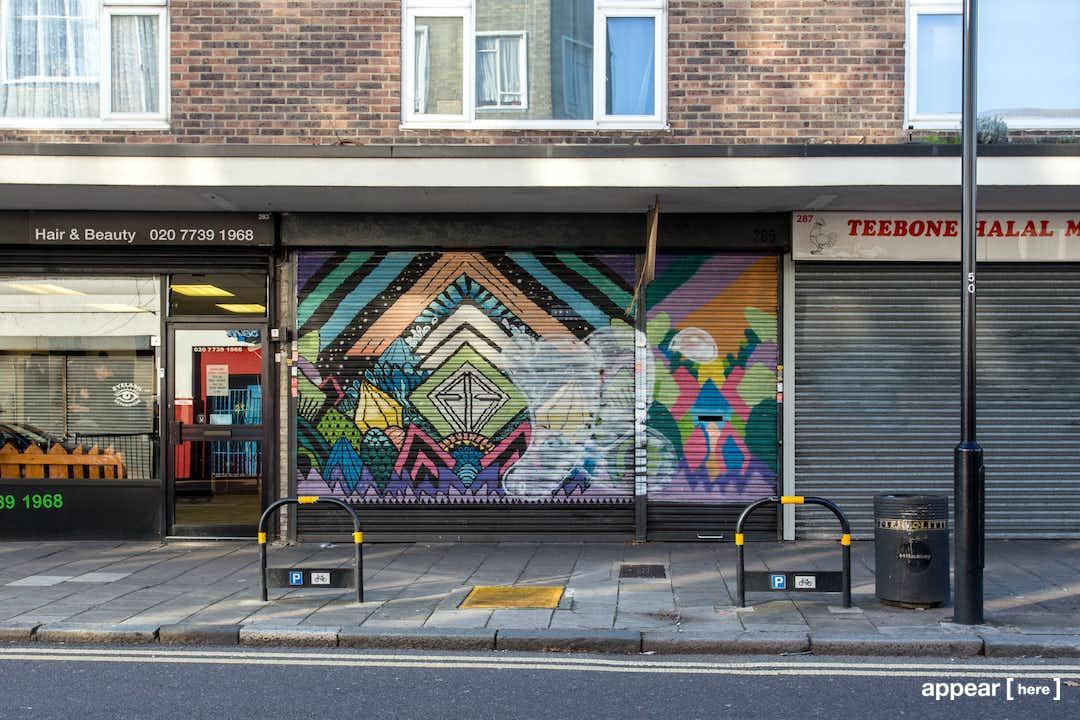Hoxton Street Pop-Up