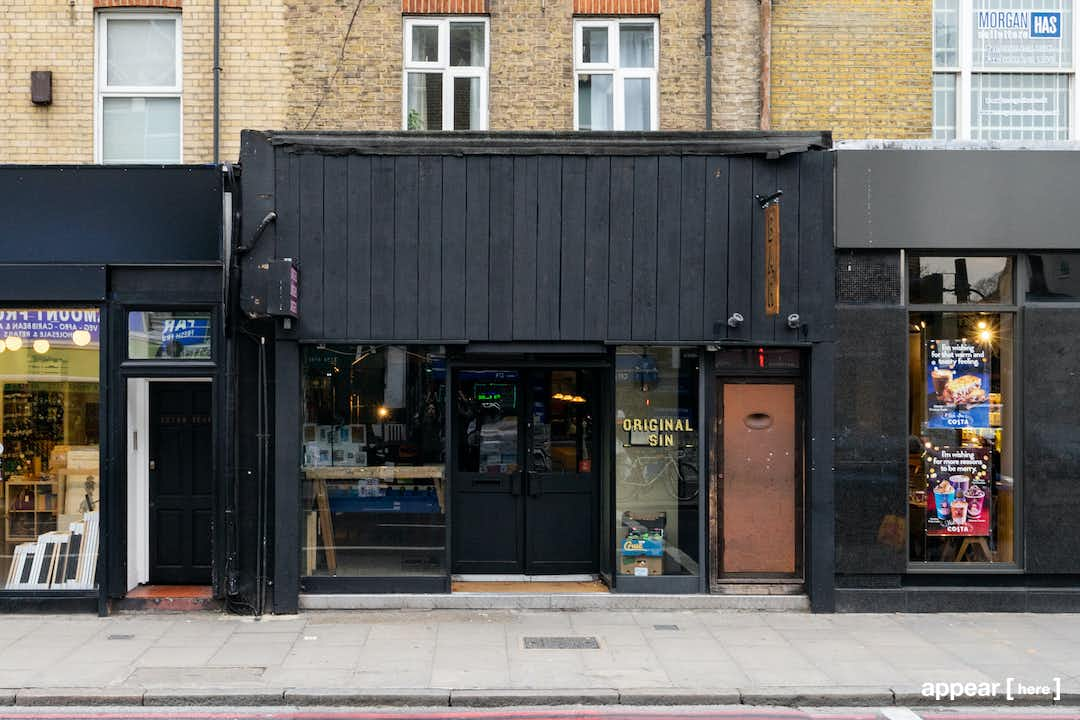 The Stoke Newington High Street F&B Space
