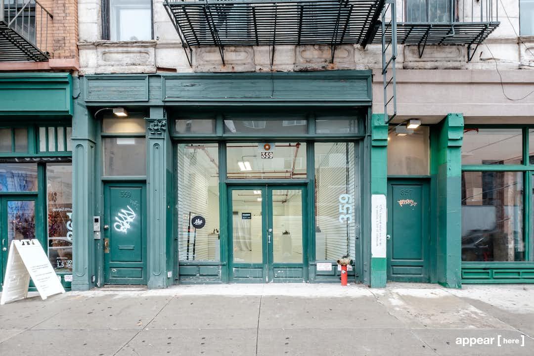 359 Canal Street, Soho, New York, NY