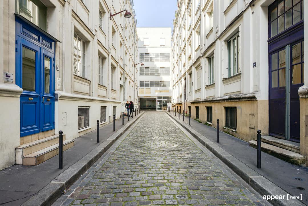 Villa Malevart, Paris