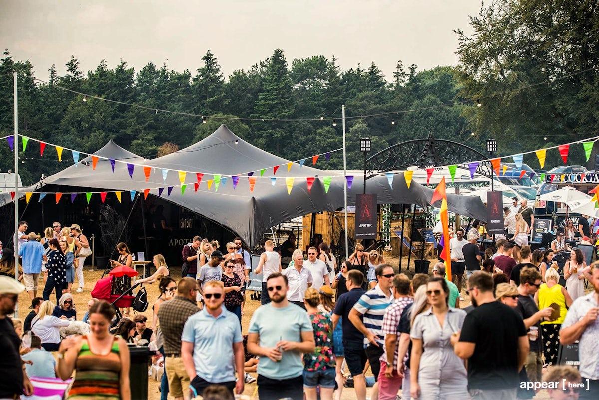 Bristol Foodies Festival Market Stall – Durdham Downs
