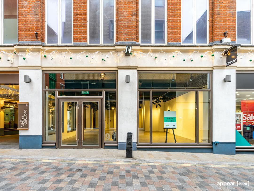 Covent Garden – The Mercer Street Showroom