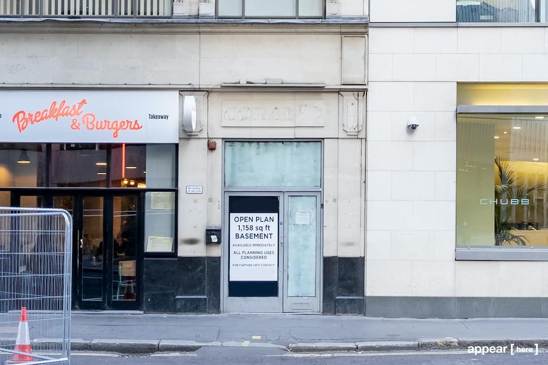 106 Leadenhall Street, London