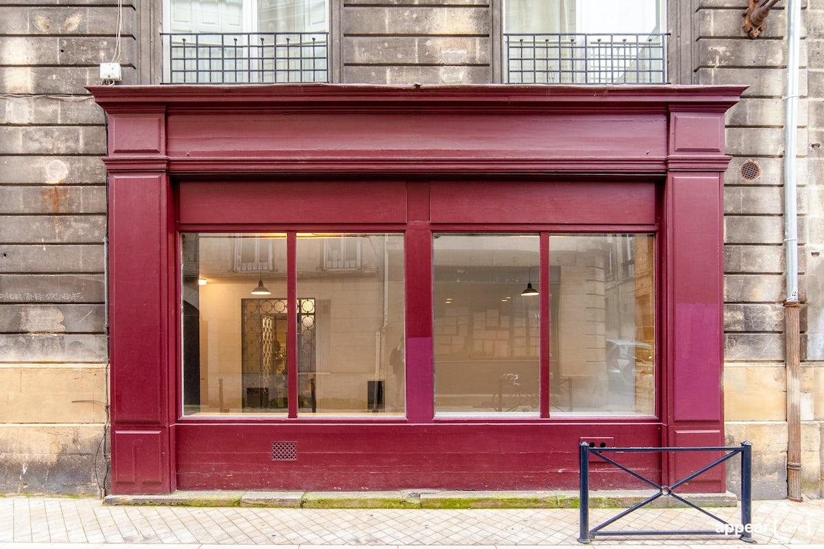 33 rue Buhan, Bordeaux