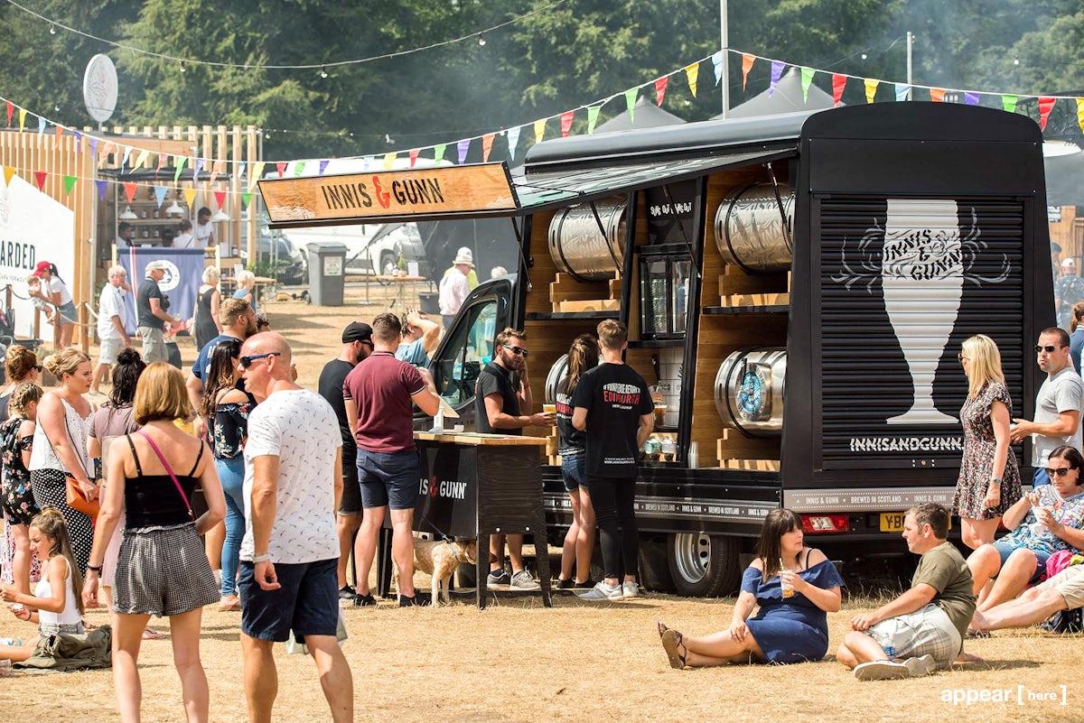 Southampton Foodies Festival Market Stall – Southampton Common