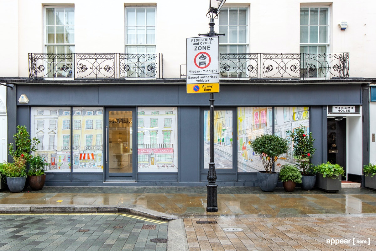 6 - 7 motcomb street , Knightsbridge