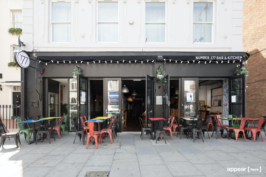 Hoxton Street - F&B/Leisure Space