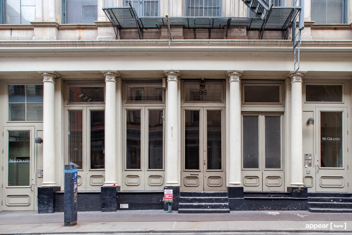 96 Grand Street , Soho, New York, NY