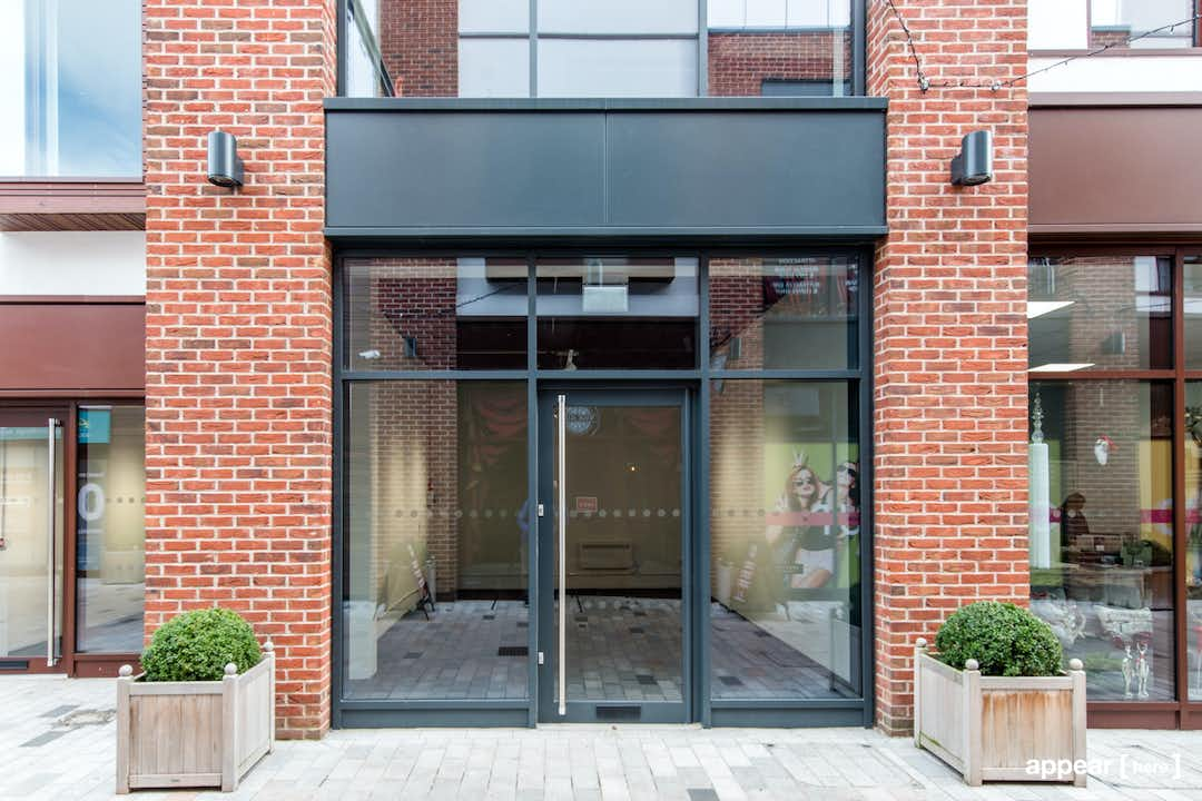Stratford-Upon-Avon – Bell Court White-Box Space