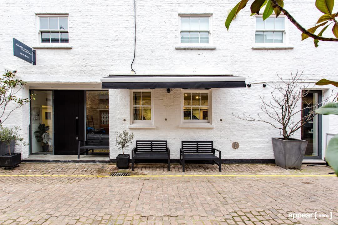 2-4 Lambton Pl, Notting Hill, London