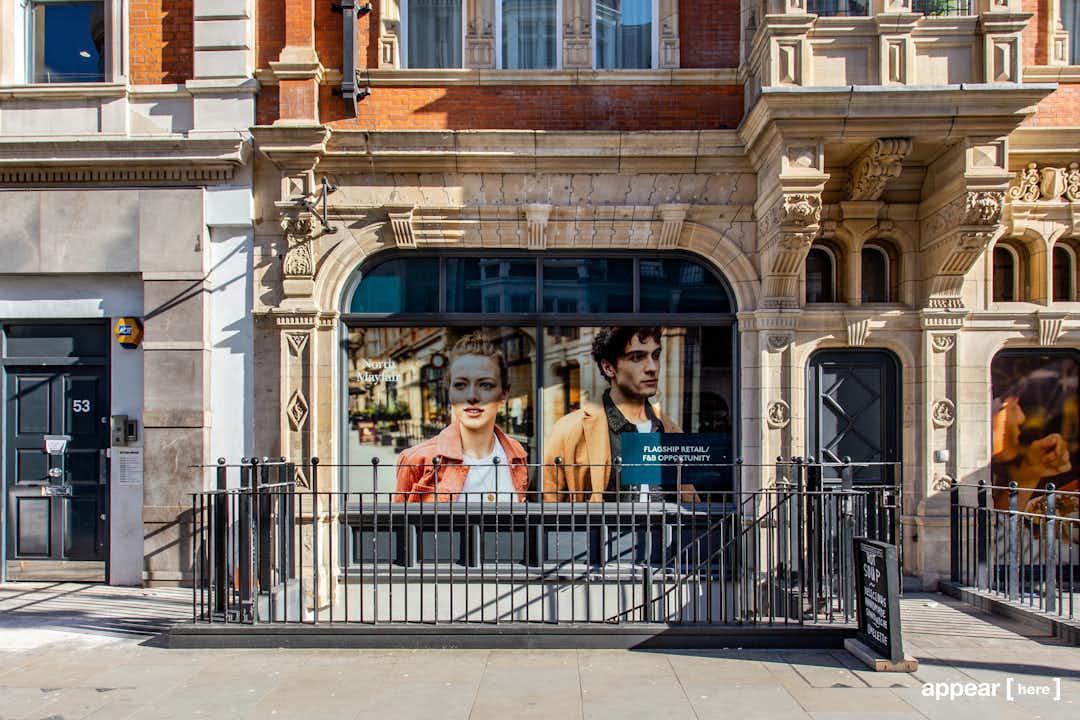 55 duke street, Mayfair, London
